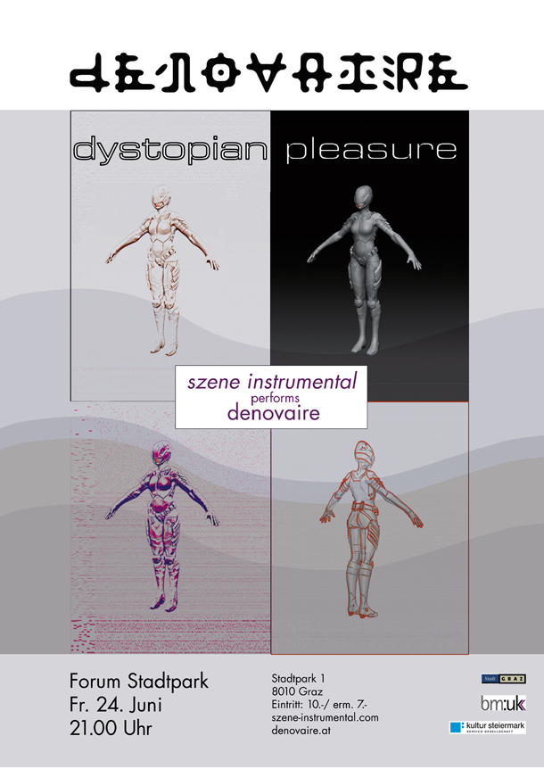 denovaire - dystopian please